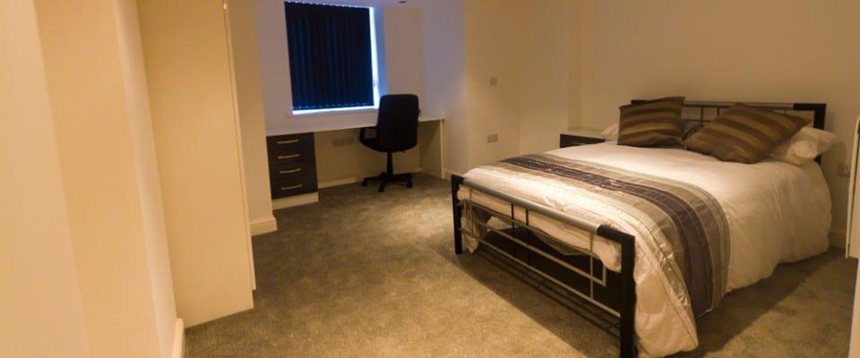 8 Salisbury Road Bedroom