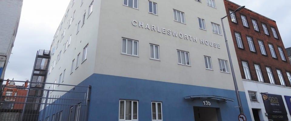 Charlesworth House Exterior