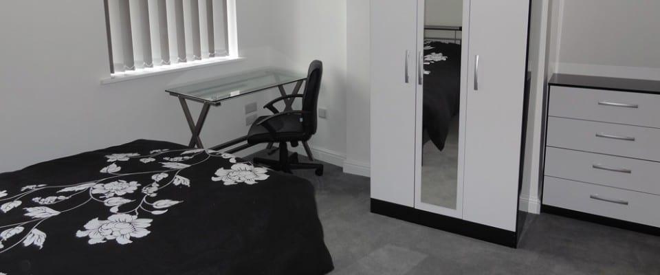 Victoria House Bedroom