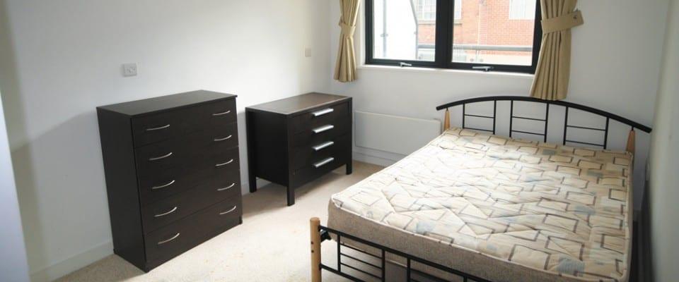 The Zenith Building Bedroom