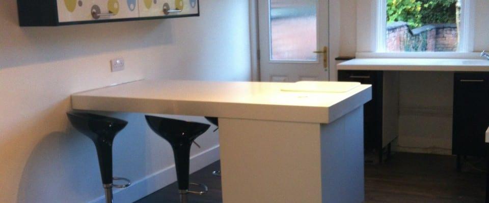 3 Stretton Road Lounge/Kitchen