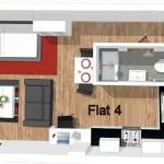 Flat 4
