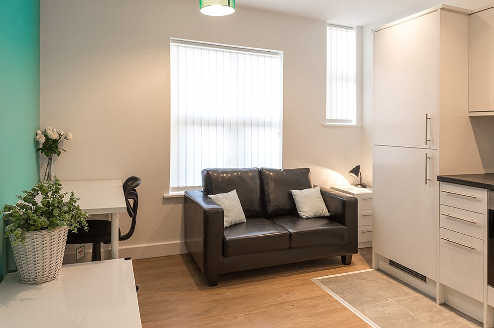 luxury student accommodation leicester