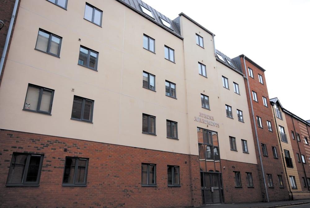 Athena Apartments