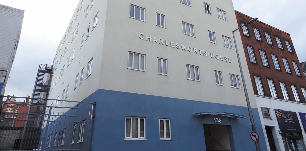 Charlesworth House