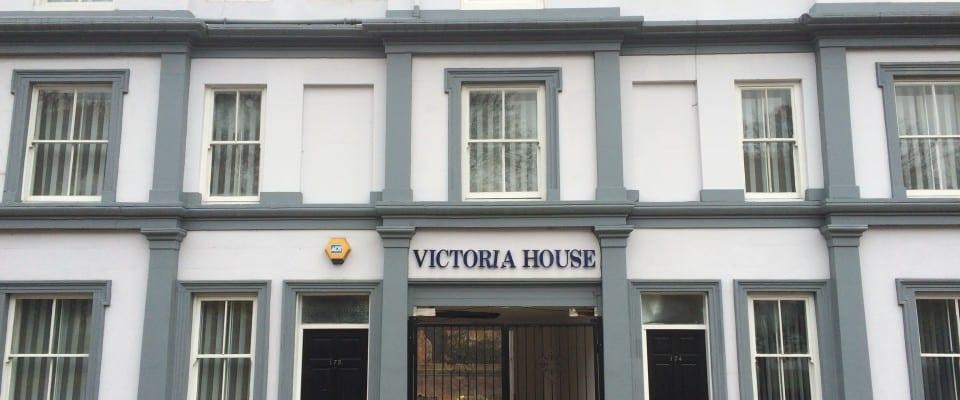 Victoria House Exterior