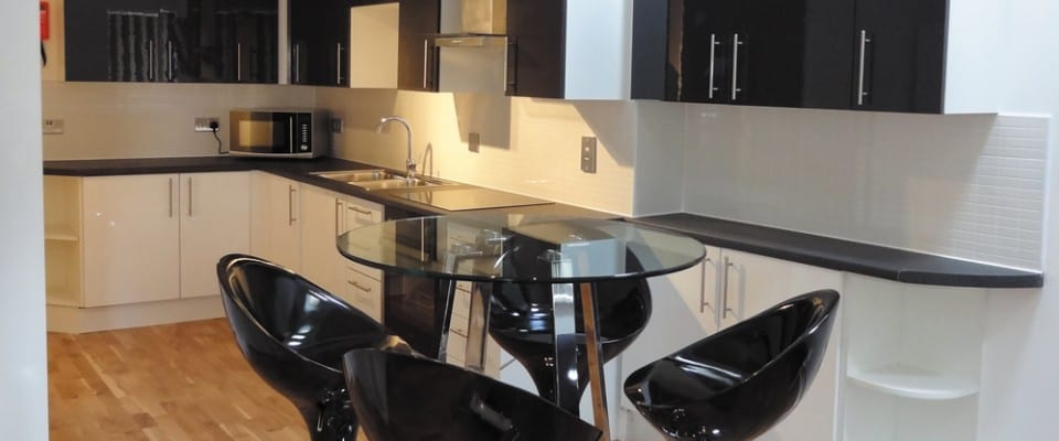 Victoria House Kitchen