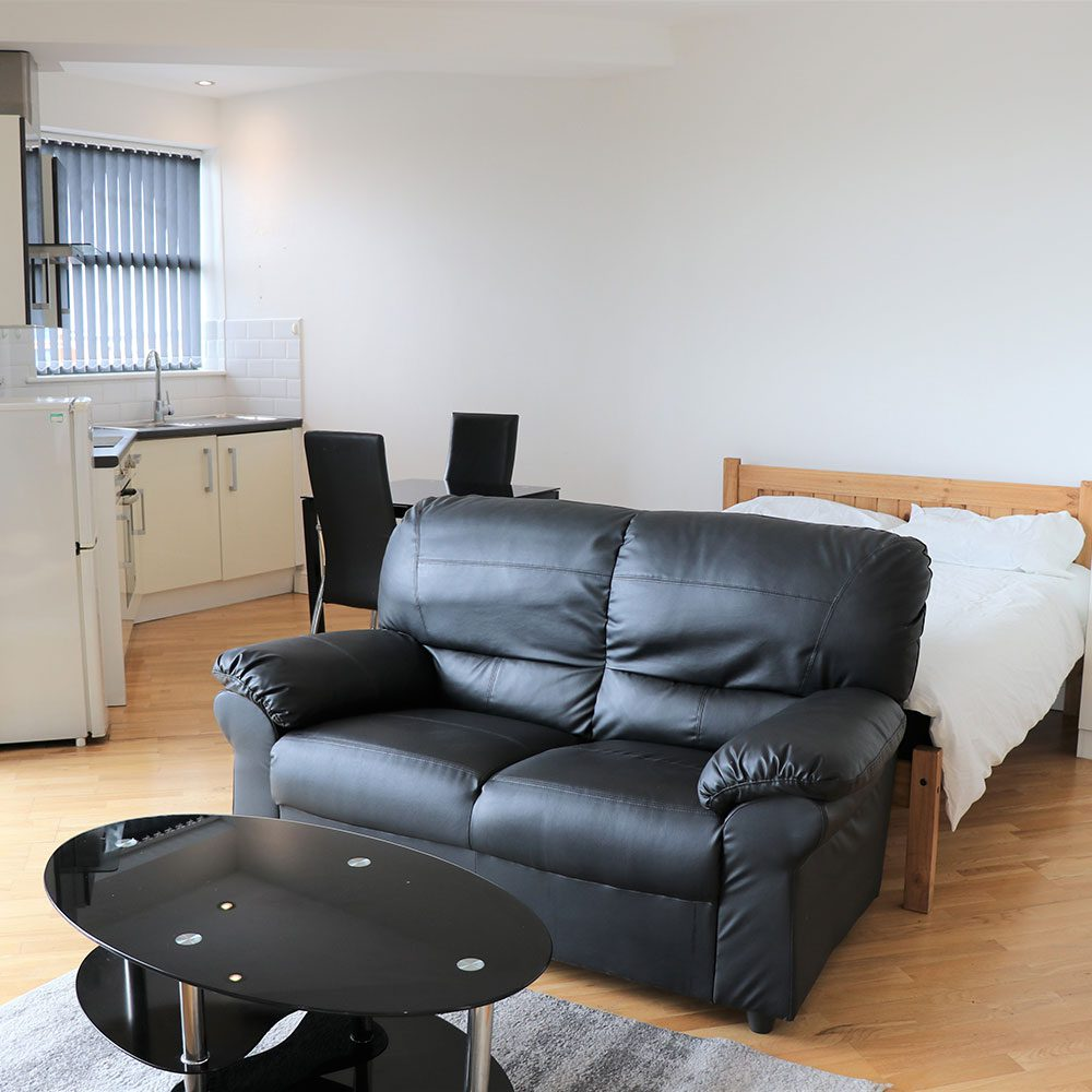 Lilly House, Leicester, Student Living