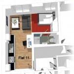 Flat 11