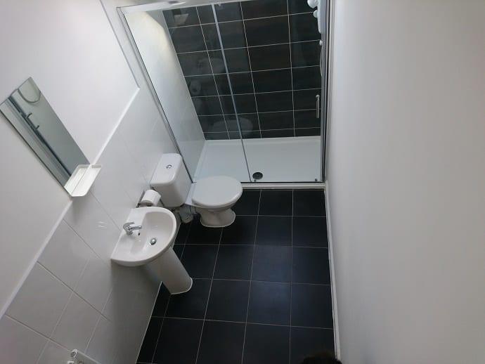 FLAT 8 ROOM 2 BATHROOM (ACROSS THE HALL)