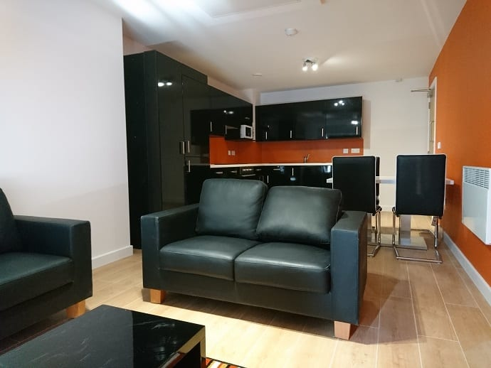 4 BED LIVING AREA