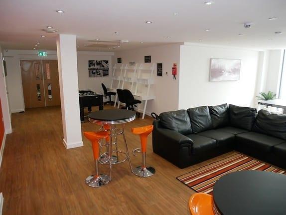 Abode common room