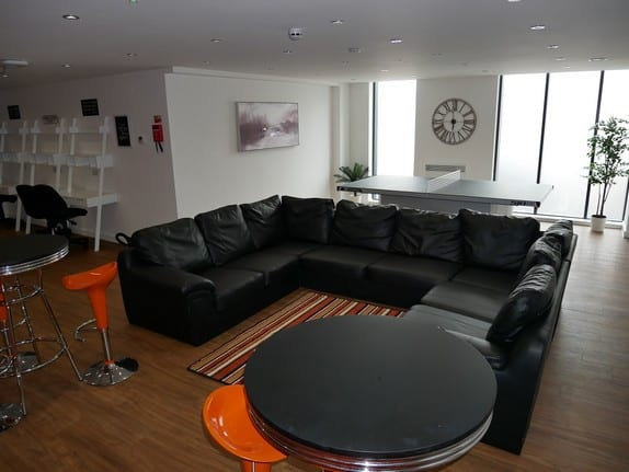 Abode common room 2