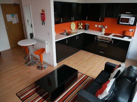 Abode studio flat