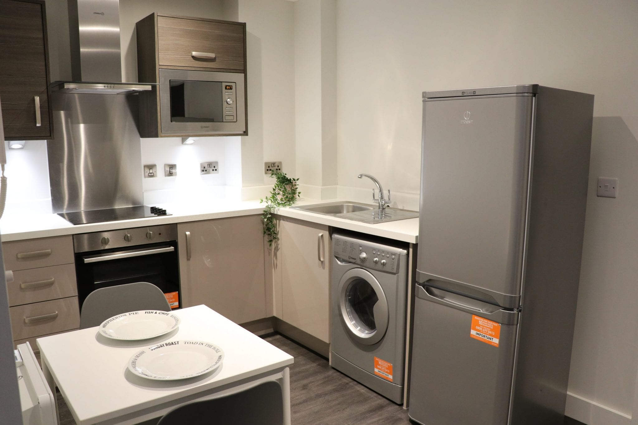 QEA - Studio kitchen