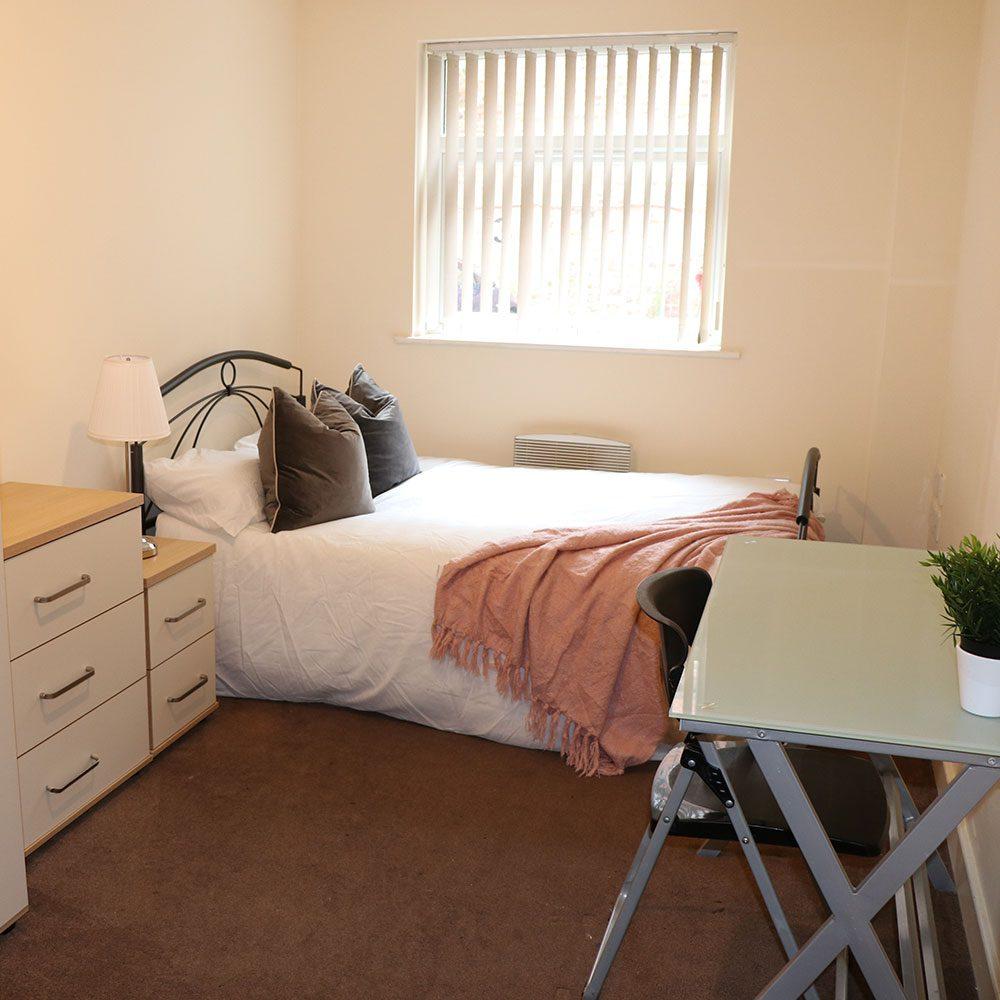 Calais House, Leicester, Student Living